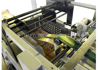 Good Quality Paper Bag Making Machine & Automatic Energy Saving Sack Making Machine Flexo Printing CE Approved on sale