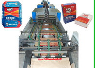 China 50kg Multi - Wall Tea Food Paper Bag Making Machine With Automated Servo System company