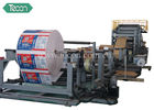 High Speed Cement Paper Bag Making Machine with Servo System