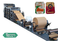 Industrial Bags Production Line Paper Tube Making Machine PP Film Laminated