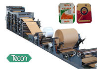 Cement Bags Production Line Paper Tube Making Machine with PP Film Laminated