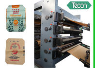 Tea / Rice Food Paper Bag Making Machine Moisture Protection PP Inliners