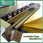 Advanced Multiwall Kraft Paper Bag Making Machine for Cement