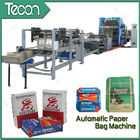 China Automatically Management Bottomer Machine / Paper Bag Past Make Machine With Reinforcement Unit company