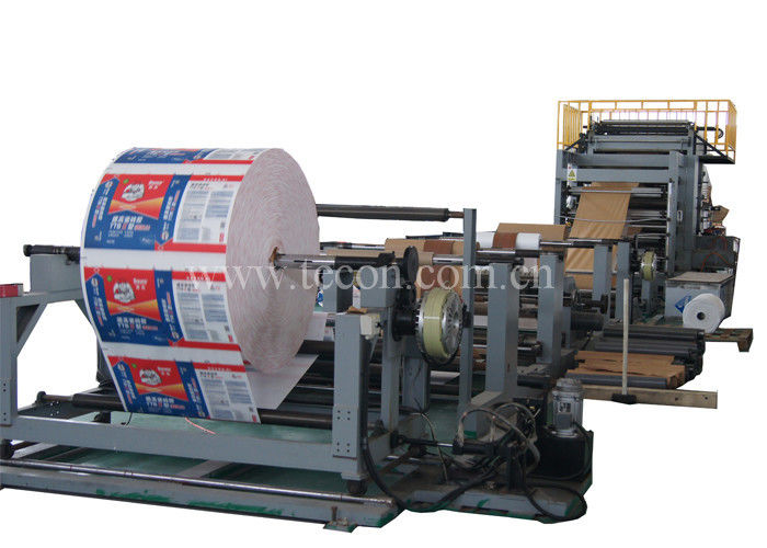 Automatic Paper Cement Bag Making Machine Deviation Rectifying System