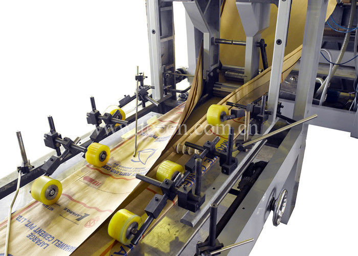 Automatic Energy Saving Paper Carry Bag Making Machine Flexo Printing