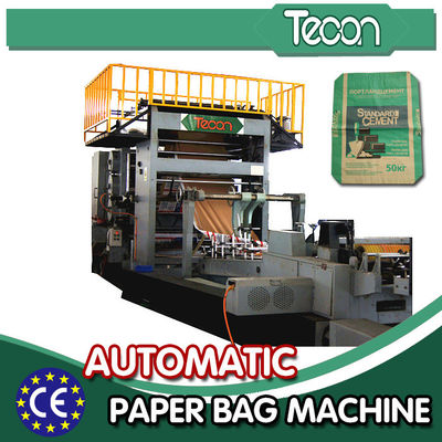 China Multilayer Sack Paper Bag Making Machine External Reinforcing Sheet Unit factory