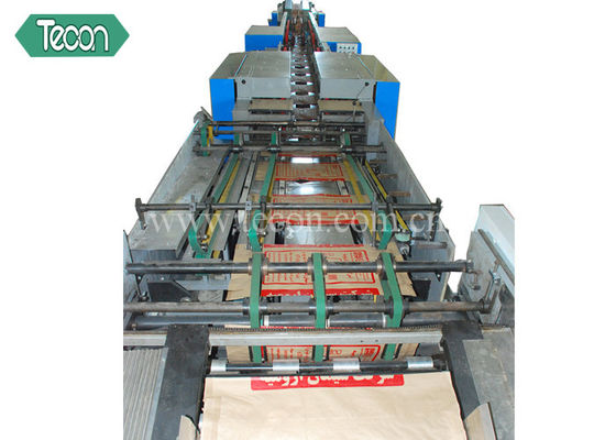 Cement Valve Paper Bag Making Machine Chemical and Milk Powder
