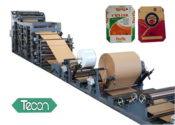 China High Speed Paper Bag Forming Machine Deviation Rectifying System factory
