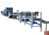 Professional Kraft Paper Bag Machinery with Compressed Air , Paper Bag Production Line